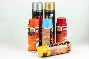 peinture spray pour voiture