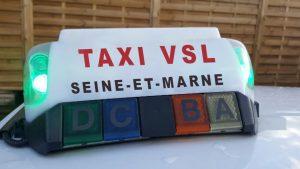 le taxi conventionné