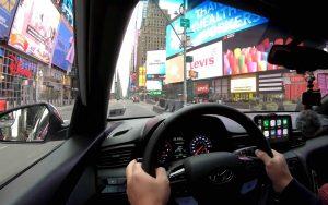 Location de voiture à New York